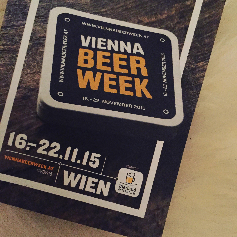 Vienna Beer Week oder vom Essig zum Craft
