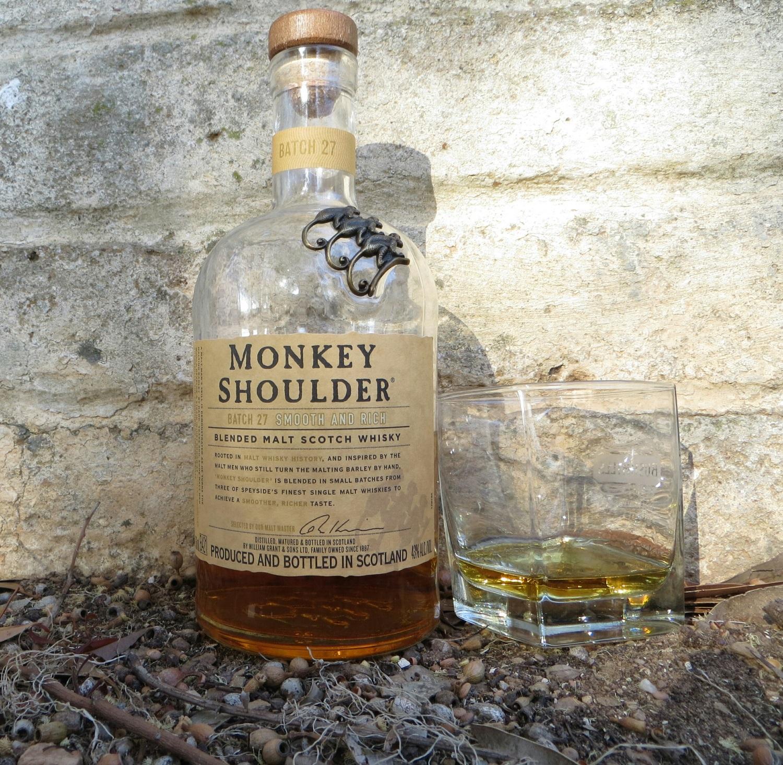 Auf den Whiskey gekommen
