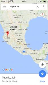 Mexiko - Tequila - Mezcal