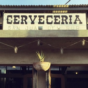 San Juan der Sur Cerveceria