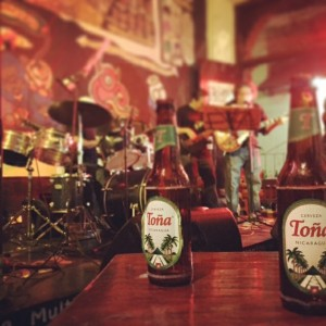 Tona - National Beer of Nicaragua