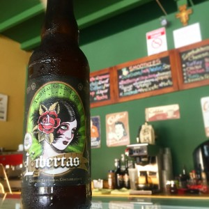 A very good one, indeed. Costa Rica's Craft Brewing Company.
