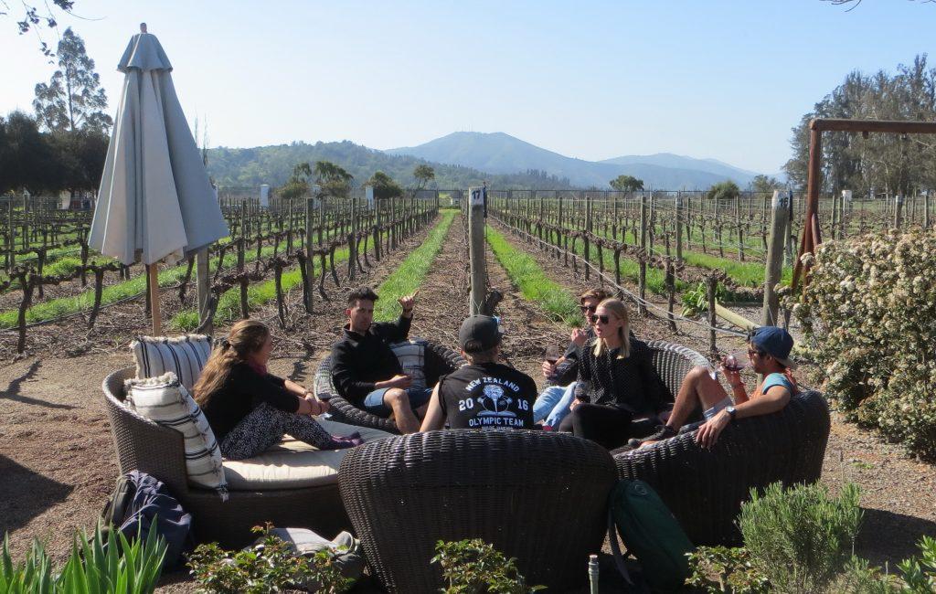 Stadt, Land, Wein.. in Südamerika