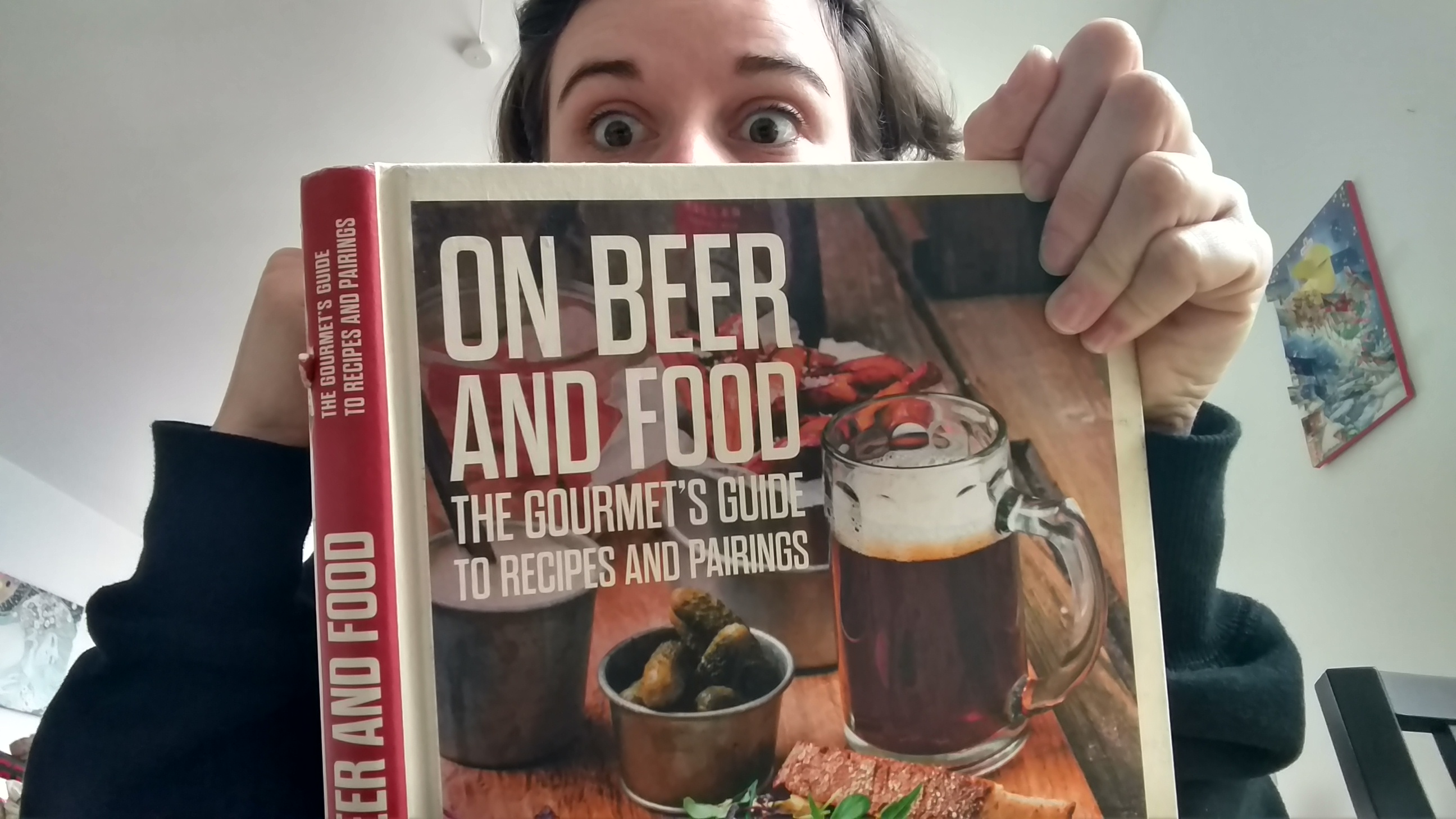 """On Beer and Food"" – ein Kochbuchabend"