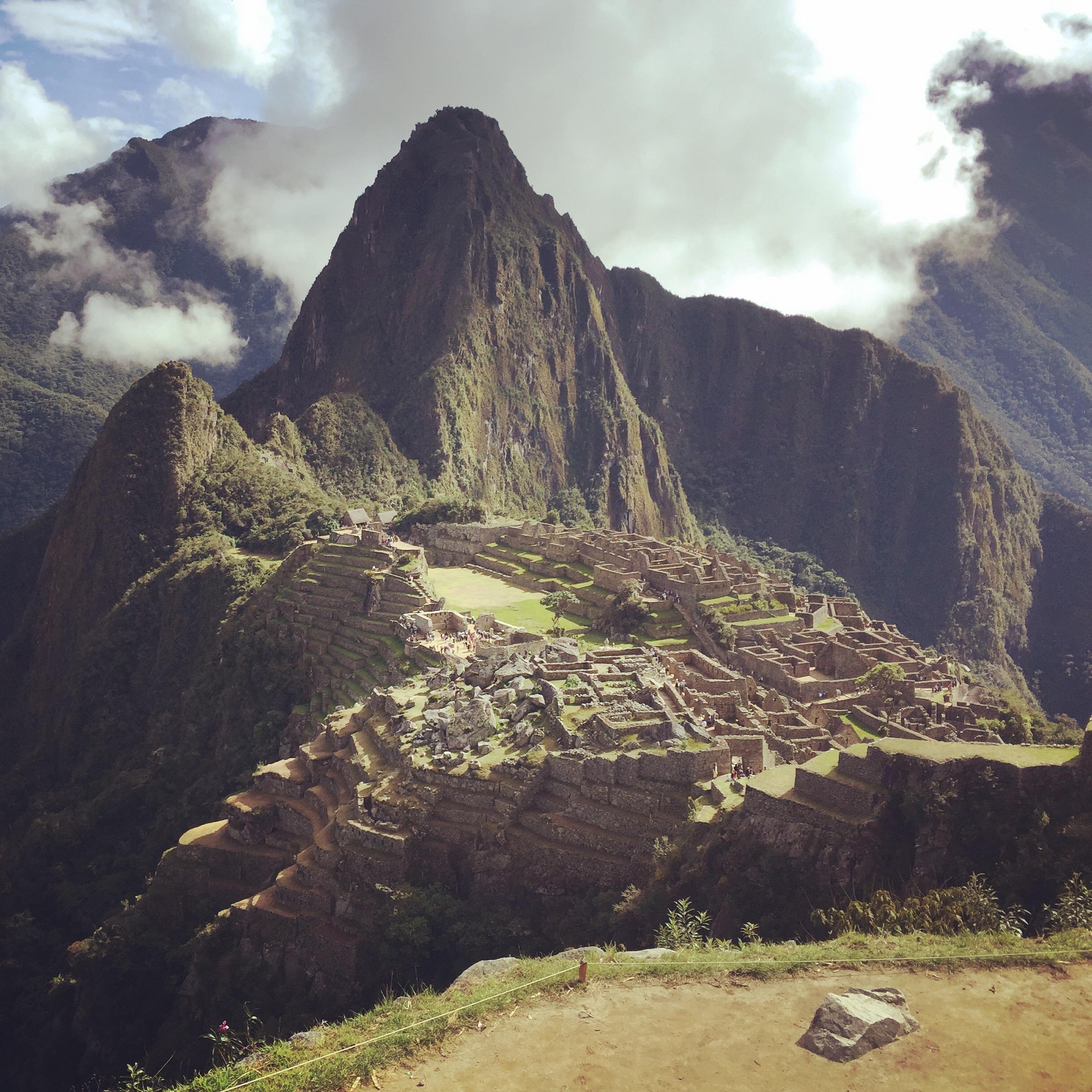 Salud, Peru!